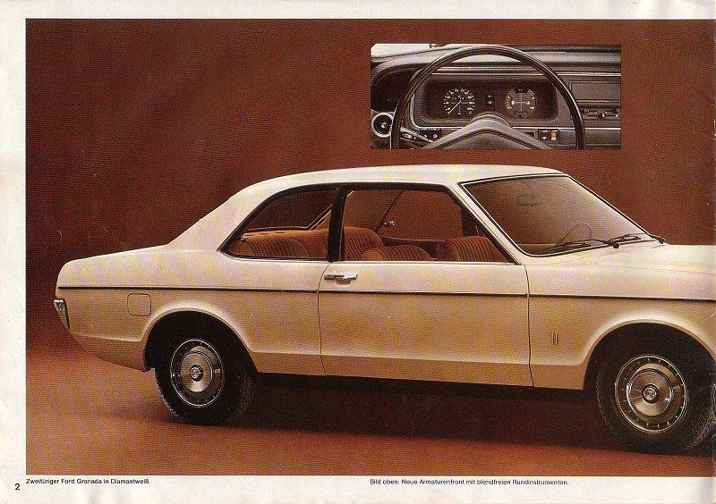 Ford Granada Prospekte